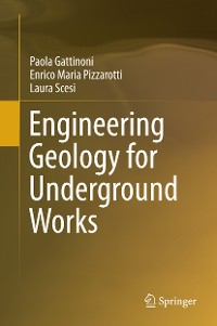 Cover Engineering Geology for Underground Works