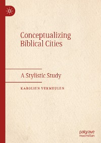Cover Conceptualizing Biblical Cities