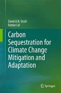 Cover Carbon Sequestration for Climate Change Mitigation and Adaptation