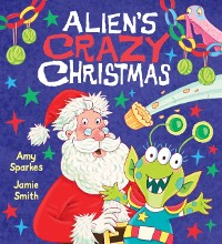 Cover Alien's Crazy Christmas