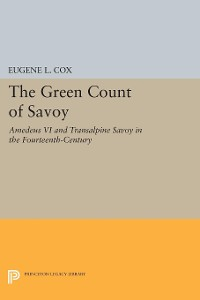 Cover The Green Count of Savoy