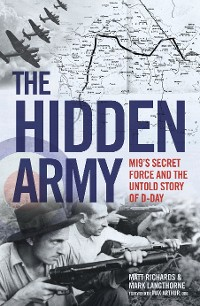Cover The Hidden Army - MI9's Secret Force and the Untold Story of D-Day