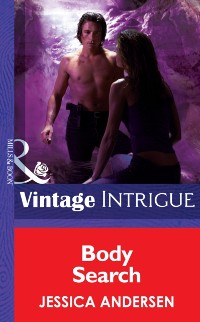 Cover Body Search (Mills & Boon Intrigue)