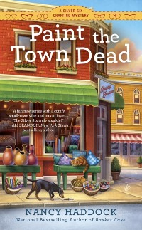 Cover Paint the Town Dead