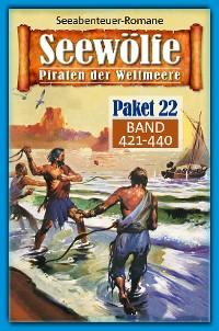 Cover Seewölfe Paket 22