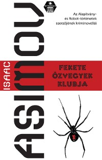 Cover Fekete Özvegyek Klubja