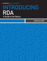 Cover Introducing RDA