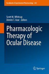 Cover Pharmacologic Therapy of Ocular Disease