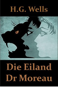 Cover Die Eiland Doctor Moreau