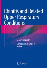 Cover Rhinitis and Related Upper Respiratory Conditions