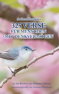 Cover 325 Verse für Menschen mit Denkvermögen