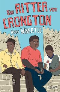 Cover Die Ritter von Crongton