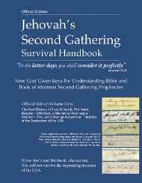 Cover Jehovah's Second Gathering Survival Handbook