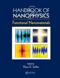 Cover Handbook of Nanophysics