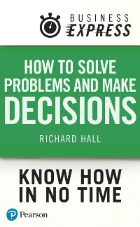 Cover BUS.Hall:How Solve Problems and M_o