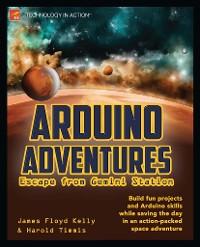 Cover Arduino Adventures
