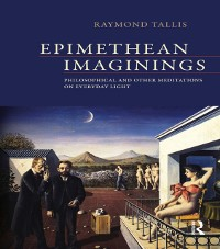 Cover Epimethean Imaginings