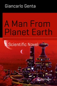 Cover A Man From Planet Earth