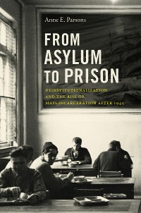 Cover From Asylum to Prison