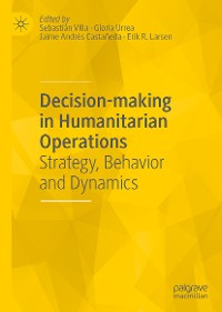 Cover Decision-making in Humanitarian Operations