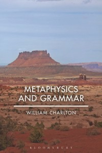 Cover Metaphysics and Grammar