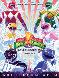Cover Lost Chronicles, Volume 2