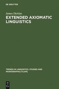 Cover Extended Axiomatic Linguistics