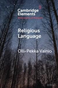 Cover Religious Language
