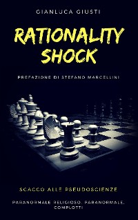Cover Rationality shock - Scacco alle pseudoscienze