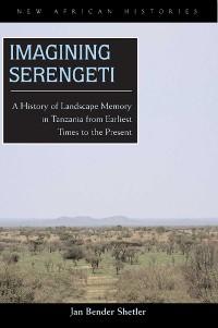 Cover Imagining Serengeti