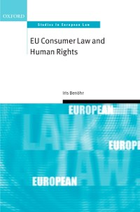 Cover EU Consumer Law and Human Rights
