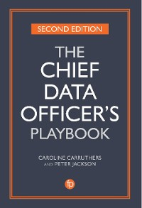 Cover The Chief Data Officer's Playbook