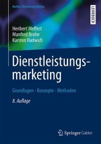 Cover Dienstleistungsmarketing