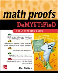 Cover Math Proofs Demystified