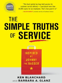 Cover Simple Truths of Service
