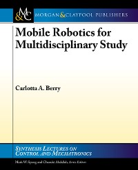 Cover Mobile Robotics for Multidisciplinary Study