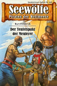 Cover Seewölfe - Piraten der Weltmeere 358