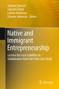 Cover Native and Immigrant Entrepreneurship