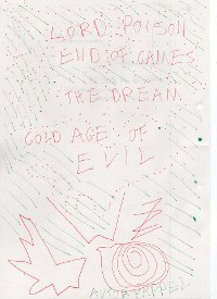 Cover Lord Poison End of Games //Tales golden Age of Evil Dreams