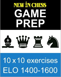 Cover New In Chess Gameprep Elo 1400-1600