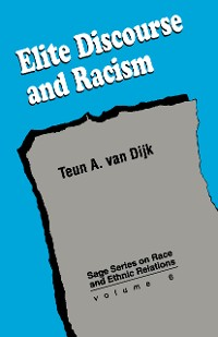 Cover Elite Discourse and Racism