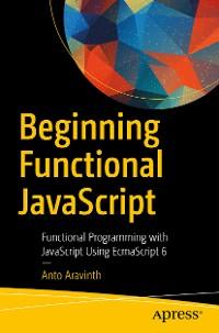 Cover Beginning Functional JavaScript