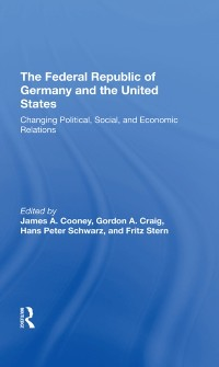Cover Federal Republic Of Germany And The United States