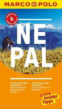 Cover MARCO POLO Reiseführer Nepal