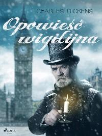 Cover Opowieść wigilijna