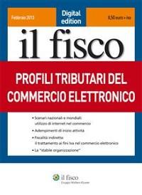 Cover Profili tributari del commercio elettronico