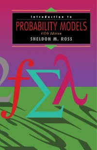 Cover Introduction to Probability Models