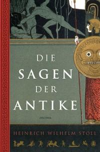 Cover Die Sagen der Antike