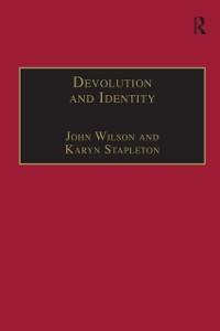 Cover Devolution and Identity