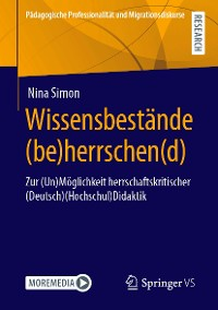 Cover Wissensbestände (be)herrschen(d)